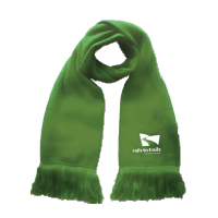 Green RTC Scarf