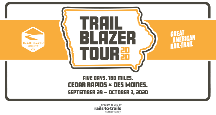 2020 Trailblazer Tour | Sept. 29-Oct. 3, 2020