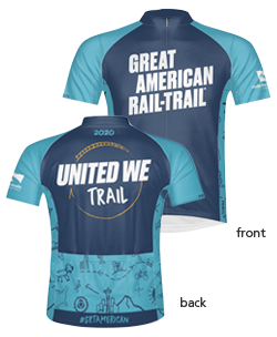 Great American Rail-Trail Jersey