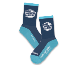 Great American Rail-Trail Socks