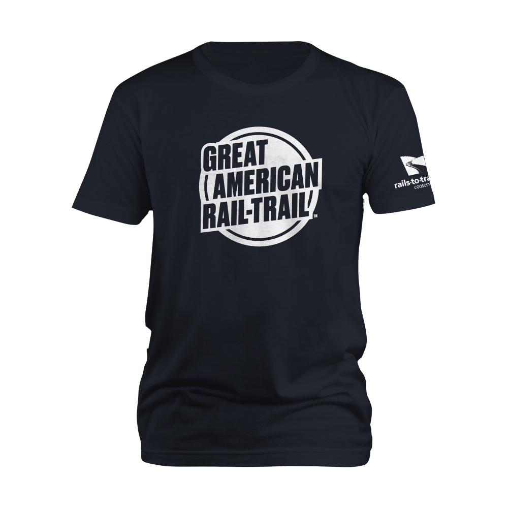 Great American Rail-Trail T-shirt