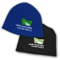 Rails-to-Trails Conservancy Winter Hat