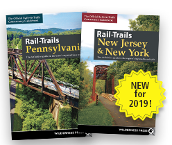 Pennsylvania and New Jersey & New York Guidebooks | NEW for 2019!