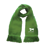 Click here for more information about RTC Green Winter Scarf