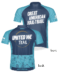 Click here for more information about Great American Rail-Trail Jersey